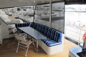 2016 MEC Marine Luxury power Catamaran