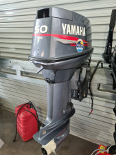 50hp Yamaha 2 stroke 2001 fitted