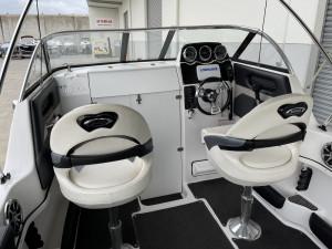 Stejcraft 580 Islander Deluxe 2018 Model