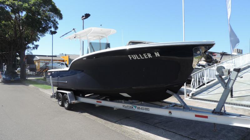 2015 Stoner Boat Works 28
