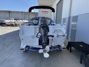 Stacer 481 Sea Master Yamaha F70 2021 Model