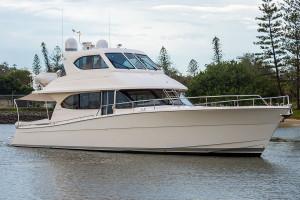 2005 Maritimo 60 Cruising Motoryacht