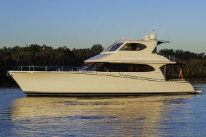 2006 Maritimo 60 Cruising Motoryacht