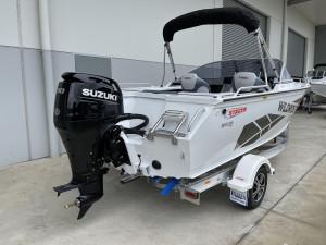 Stacer 519 Wild Rider Suzuki DF90 2021 Model