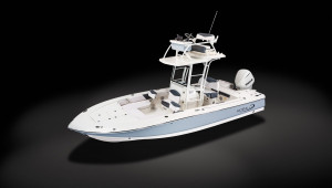 Robalo 246 Cayman SkyDeck Bay Boat 2022 Model