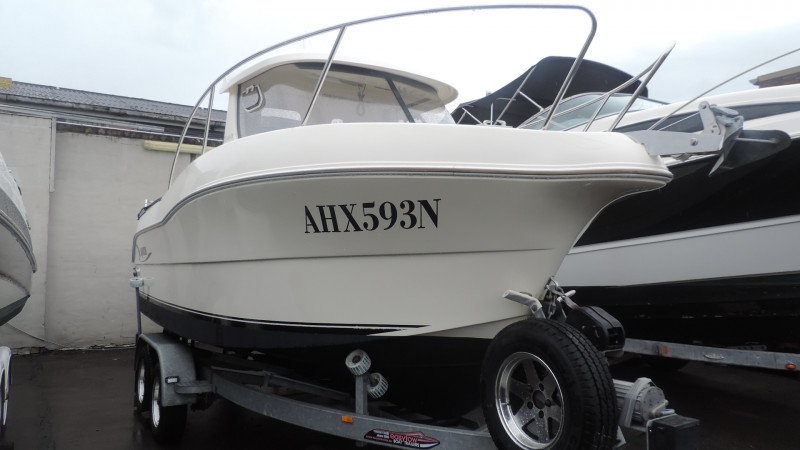 Arvor 215 2014 model