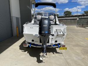 Stacer 519 Sea Runner Yamaha F90 2022 Model