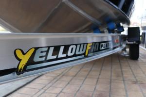 Yellowfin 6200 Folding Hard Top