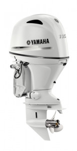 F115LB2 Yamaha Pearlescent White 4 Stroke 115hp Long Shaft EFI OUTBOARD FOR SALE