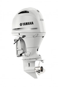 F150XCA2 Yamaha Pearlescent White 4 Stroke 150hp Extra-Long Shaft EFI OUTBOARD FOR SALE