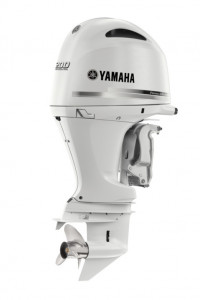 F200XCA2 Yamaha Pearlescent White 4 Stroke 200hp Extra-Long Shaft EFI OUTBOARD FOR SALE