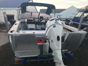 Used 2013 Stacer 449 Sea Hawk  Runabout