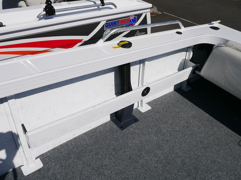 Quintrex 500 Fishabout Pro - Runabout
