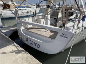 Hanse 400e - Altaira - Sold