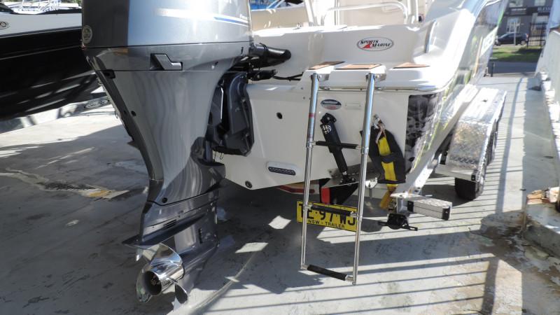 Sea Fox 206 Commander 2018