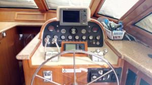 1986 Ocean Alexander 56 Pilot house passage marker exploration  cruiser