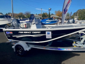 QUINTREX 400 HORNET TROPHY SC with YAMAHA 40hp