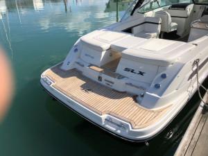 Sea Ray SLX 270  2014