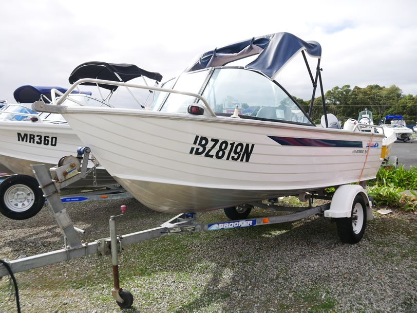 Brooker 435 Getabout - Runabout