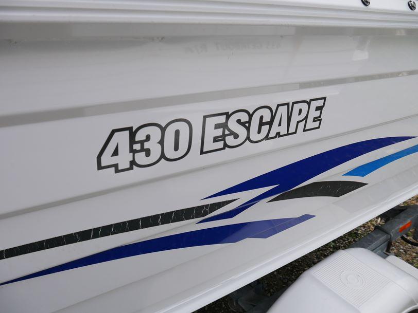 Quintrex 430 Escape - Runabout