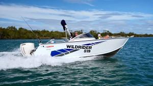 Stacer 519 Wild Rider