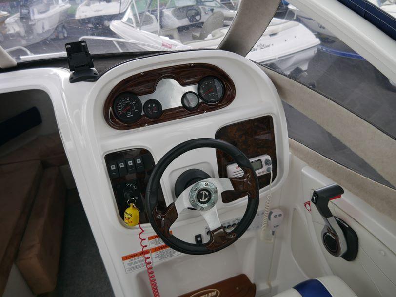 Whittley 550 Cruiser