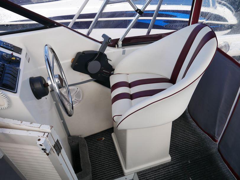 Streaker 585 - Cabin Boat