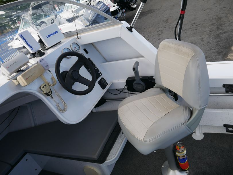 Seascape 500 Viking - Cabin Boat