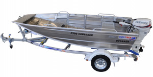 Coming Soon!  Quintrex F390 Outback Explorer