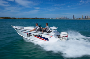 Stacer 589 Sea Ranger CC