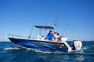 Stacer 709 Sea Ranger CC