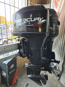 135hp Mercury 2 stroke