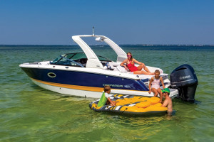 Chaparral 267 SSX Outboard Bowrider 2022 Model