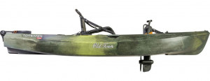 Brandnew Old Town Top Water 120 Pedal kayak heavily reduced.
