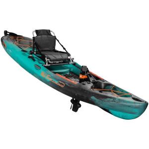 Brand new Old Town Sportsman Salty 120 Pedal Drive kayak.