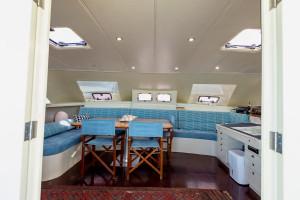 Roger Hill Sports Cruising Catamaran