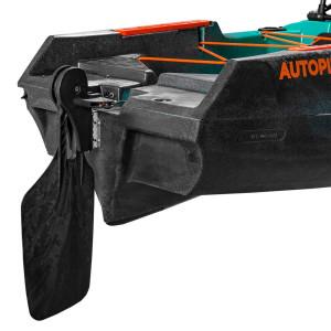 Brand new Old Town Sportsman Autopilot 120 with built in Minn Kota Ipilot (spot lock) electric motor!