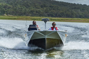 QUINTREX 450 HORNET PRO WITH F70HP YAMAHA FOURSTROKE FOR SALE