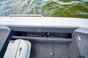 QUINTREX  481 HORNET  WITH YAMAHA 60HP FOR SALE