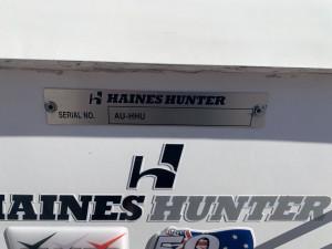 Haines Hunter 495 Profish