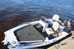 QUINTREX 420 HORNET TROPHY TS WITH 40HP YAMAHA FOURSTROKE FOR SALE
