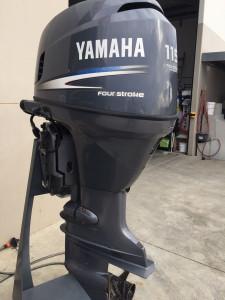 Yamaha 115HP 4 stroke