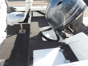 QUINTREX 440 HORNET TROPHY SC WITH 60HP YAMAHA FOURSTROKE FOR SALE
