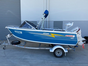 Stacer 429 Seaway 2015 Model