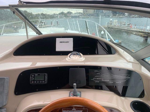Riviera M370 Sports Cruiser 2003Model