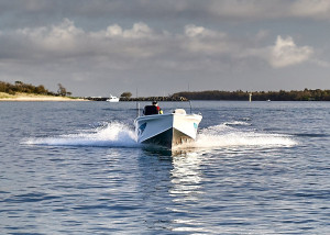 QUINTREX  510 HORNET WITH YAMAHA 75HP FOURSTROKE FOR SALE