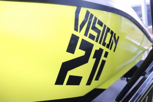 Camero Vision 21i Bowrider