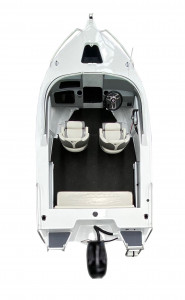 Quintrex 520 Fishabout  fitted with a F115HP EFI 4 stroke Pack 3
