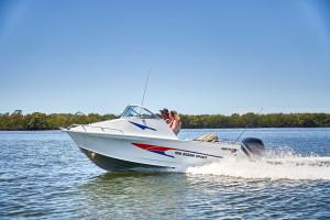Quintrex 520 Ocean Spirit  Comfort Pack Powered by Yamaha F90HP