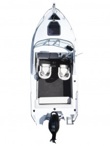Quintrex 520 Ocean Spirit F115 Pack 4 with Yamaha F115HP 4-Stroke